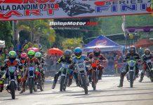 Hasil Gadhuro Road Race Kajen 16 September 2018