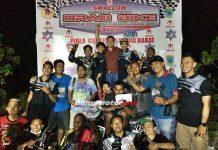 Kejurnas Drag Bike Papua: Tim New Gwara Manokwari Raih 15 Gelar Juara, Kiki Codet Juara Umum!