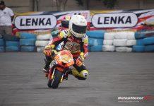 Lenka Factory Racing Team: Evan Satria Absen, Herlian Dandi Comeback