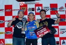 M Akbar 'GBU RTP CLD Icon' Juara Umum Indomatic Race Indoclub Championship 2018