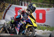 Yamaha Cup Race Pontianak 2018 : M Khafi Lanjutkan Dominasinya di Kelas Pemula