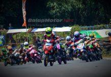 Hasil Daytona King Of Matic Gery Mang Subang 2018