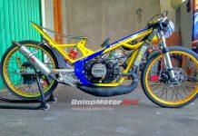 Jelang Drag Bike Kebumen: Ancaman Ninja TU BBP, Jawara IDC Demak!