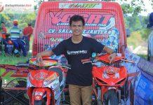 Jelang Kejurda Roadrace Lampung: GGRT Siap Antar Andreas Gunawan Double Winner MP1 dan MP2