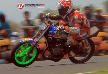 Fun Race Boyolali 2018: RX-King Tommy Orlando Libas Ninja dan NSR di Pre Final Sport 150