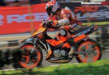 Jelang Road Race Jepara: Tommy Orlando Galau Belum Dapat Motor