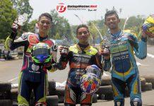 Trio Jatim Kuasai Gadhuro Road Race Kajen 2018