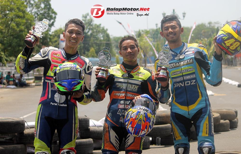 Road Race 2019: Pindah Tim, Idris SM Rela Tak Ikut Balap 2 Tak Lagi