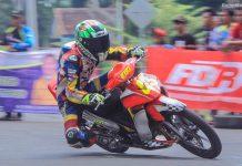 Kejurda Roadrace Lampung 2018: Edo Tampil Dominan, Yamaha 125Z Berkah Sari Karya Menawan