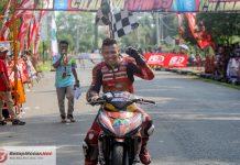 Roadrace Lampung 2018: Rizaludin Sidqi Jawara MP1, Andreas Gunawan Kedua, IRC Fasti Pro Jadi Andalan
