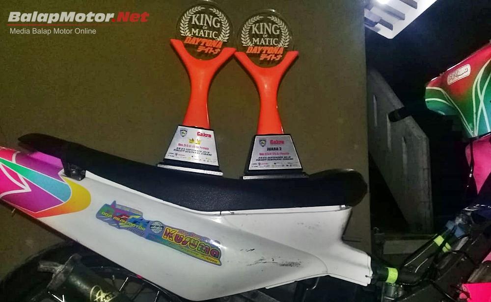 Jelang Indoclub Subang: Modal Bagus Satria 2 Tak DAM Kusuma Majalengka, Podium 1 & 2 di Gery Mang