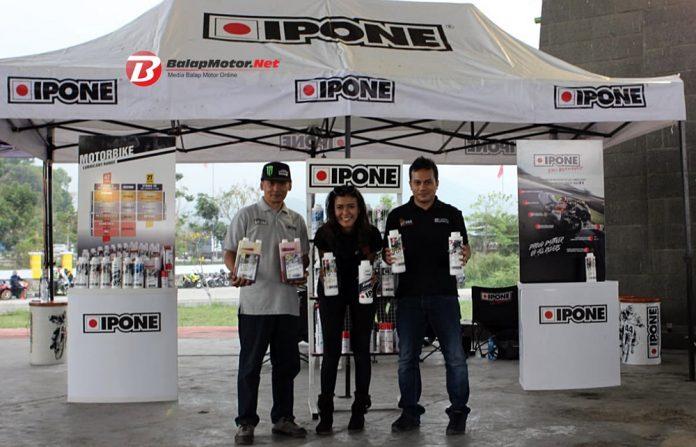 IPONE OIL Support Anniversary Ke-4 R15 Bandung, Komitmen Dukung Komunitas & Bukti Kualitas