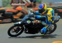 Fun Race Boyolali 2018: Sakti Andre Menangi Duel Dengan 'Duo T' di Pre Final Underbone 125cc