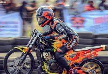 Drag Bike Padang 2018: RAM 37 Berlian Gaet 3 Joki Jawa dan 1 Joki Lampung!