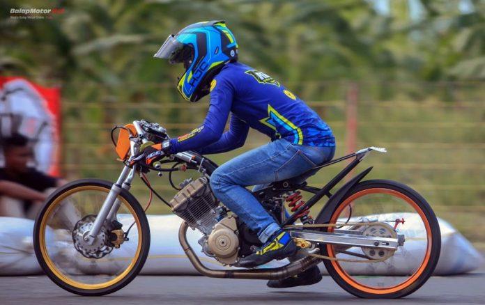 Jelang Grand Final Xtreme Series Dragbike 2018 Bangka Belitung, Dua Peraih Juara Umum Diganjar Sepeda Motor!