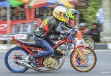 Agenda Balap: Gadhuro Drag Bike Pati 18 November 2018