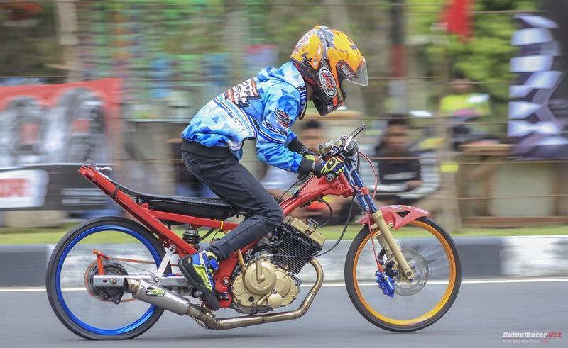 Galeri Foto Grand Final Dandim Xtreme Series Dragbike 201m 2018 Bangka Belitung