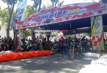 Drag Bike Purwodadi 2018: Diserbu 300 Starter Lebih, Open Ramai!