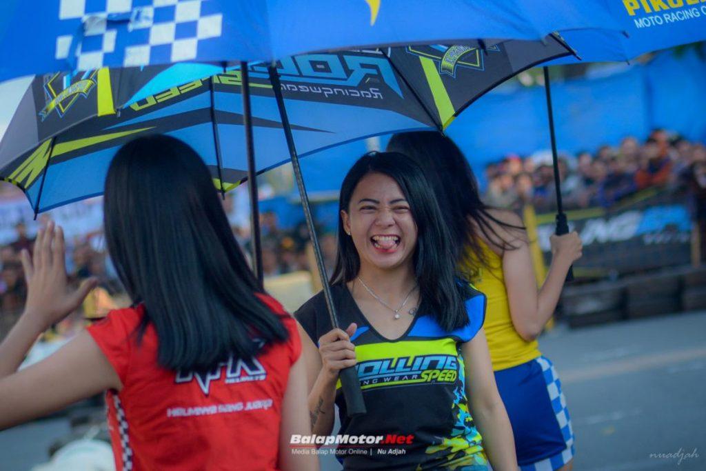 Galeri Foto Kapolres Cup Dewasena Road Race Karawang 2018 (Part 1)