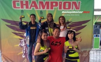 Hasil GDS Fun Drag Bike Racertees ABRT 19 Oktober 2018
