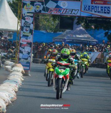 Galeri Foto Kapolres Cup Dewasena Road Race Karawang 2018 (Part 2)