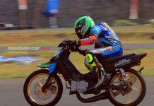 Duel Ronde Perdana Underbone 116cc, Yamaha Force1 Garmos Sikat Suzuki RG Sport!