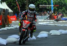 Final HDC Jogja: Race 1 HDC 1 Milik Kete, Boy Runner-Up!