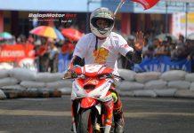 Motoprix Purwokerto 2018: Herjun AF Lengkapi Juara Nasional Dengan Podium 1 MP4
