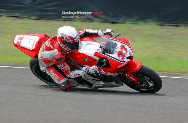 ARRC Sentul 2018: Duo Indonesia Start Terdepan Supersport 600