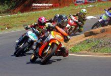 Hasil Kualifikasi Balap Motor Porprov Jateng 2018 (Mijen)