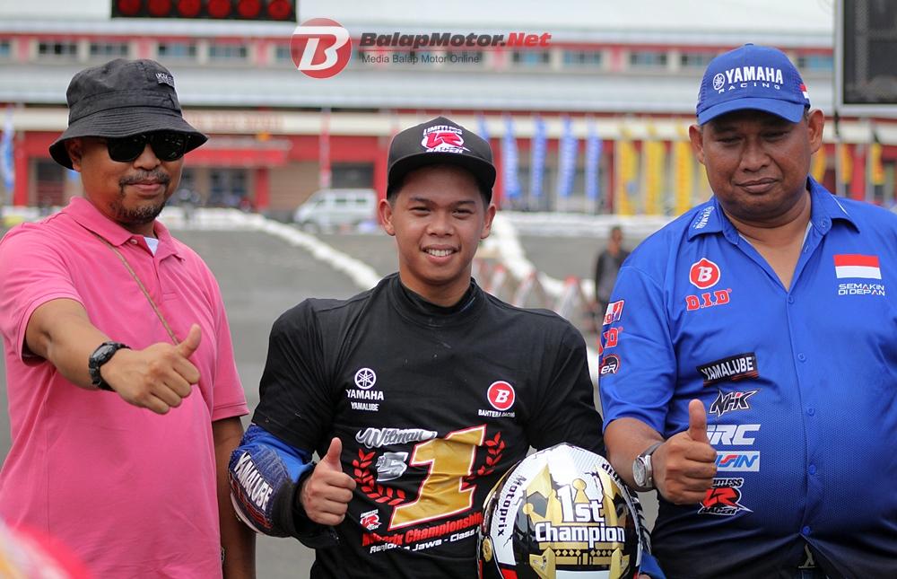 NHK GP-R Tech Helm Andalan Sang Juara, Teknologi MotoGP Makin Percaya Diri