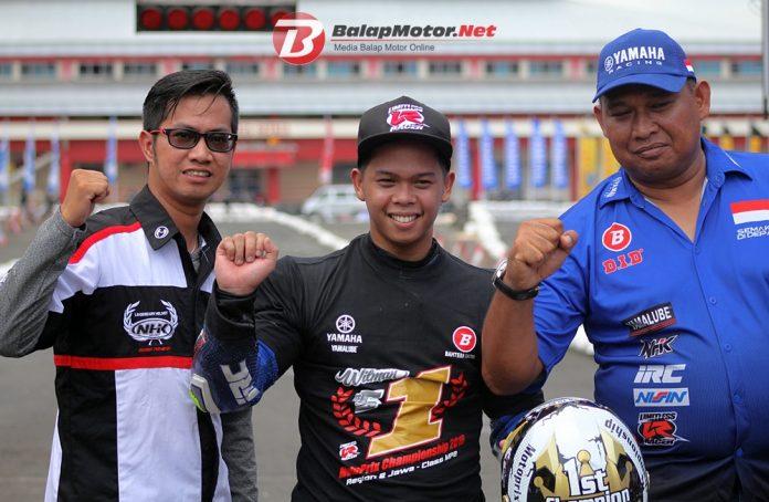 NHK GP-R Tech Helm Andalan Sang Juara, Teknologi MotoGP Willy Makin Percaya Diri