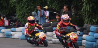 Bank BJB FUD Championship MiniGP 2018 Seri 3: Duo LENKA, M Nurgianto dan Evan Satria Jadi Raja Dikelasnya