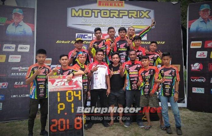 Tiga Tahun Raih Juara Region, Tim Honda Lilo Terus Angkat Nama Kabupaten Bone