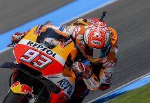 Hasil MotoGP Thailand 2018: Marquez Ungguli Dovi di Tikungan Terakhir, Vinales ke-3, Rossi 4!