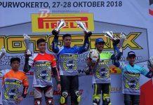 Klasemen Akhir Kejurnas Motoprix 2018 Region II (Jawa)