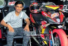 Bekal Prestasi Dalam Negeri, R Fadhil Kembali Tampil di ARRC, Bawa MX-King Racetech!
