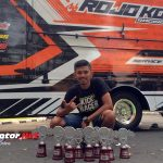 Road Race Sragen 2018: Teror Sakti Andre, Total 6 Podium Bersama Rojokoyo Strokes 55