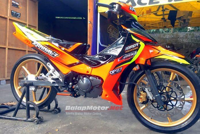 Rannal't OP27 Bangun Underbone 125Z, Hendra Kecil Siap Pindah Road Race?