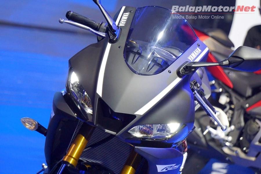 Yamaha R25 Dan R3 Generasi Terbaru Resmi Diperkenalkan