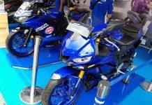 Yamaha R25 Generasi Terbaru dan Galang Hendra Sapa Penonton ARRC 2018 Sentul
