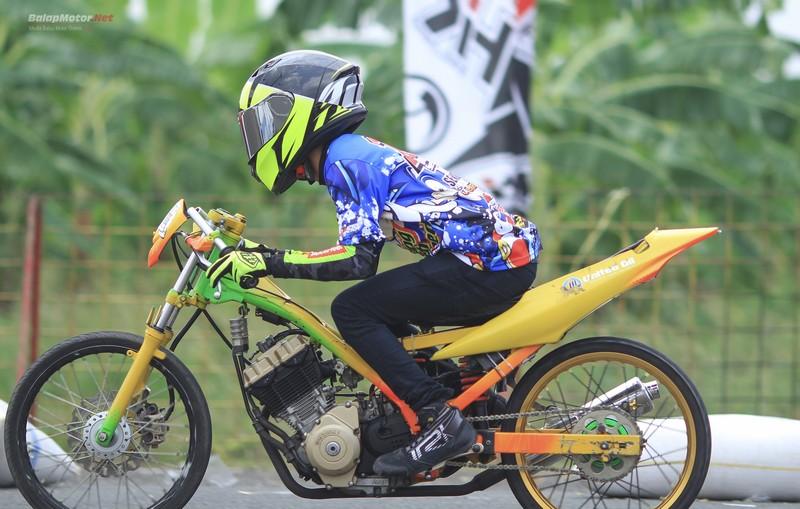 Hasil Drag Bike Purwodadi 7 Oktober 2018