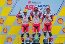 ATC Sepang 2018 (Seri 6): Race 1 Mario SA Podium 3, Jepang Juara, Tuan Rumah Runner-Up