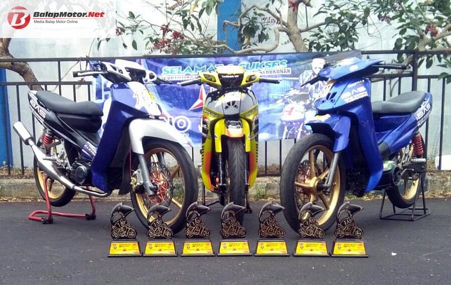 Road Race Pacitan 2018: Bebek Goreng Sumber Sawit Juara, Agus Chikens Borong Podium!
