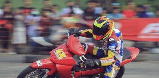Gerry Gendut Racing Team Turunkan Andreas Gunawan di Gass Tipis Sentul Karting