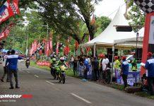 Tim Tuan Rumah Aceh Besar Berhasil Berjaya di Tanah Raja, Sabet Emas dan Juara Umum Balap Motor