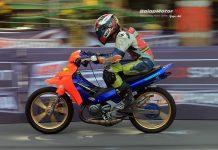 Road Race Purwodadi 2018: Ferry S Mumu Feat Underbone ICC Saminista Gondol 10 Juta!