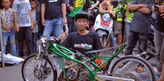 Drag Bike Takalar 2018: Gerry Percil Jawara Umum dan Best Time Bersama Sinar Maros Group!