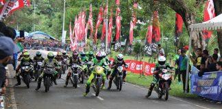 Hasil Balap Motor Pekan Olah Raga Rakyat Aceh (Pora)