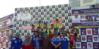 Hasil Balap Motor Porprov XV Sumatera Barat 2018